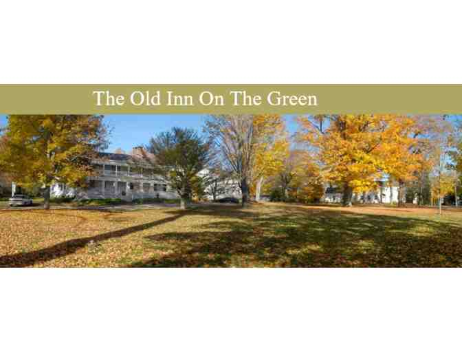 $200 GC donated by Lee Bank to Old Inn on the Green - Photo 2