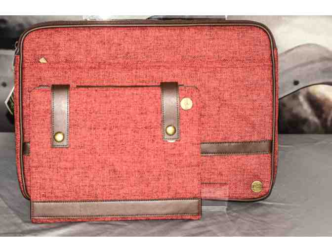 Salt Cases 15 inch Laptop and iPad Cases Set-Red