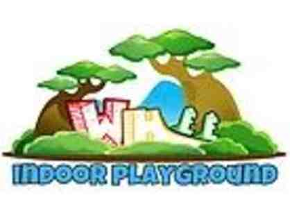 Whee Indoor Playground Gift Certificate