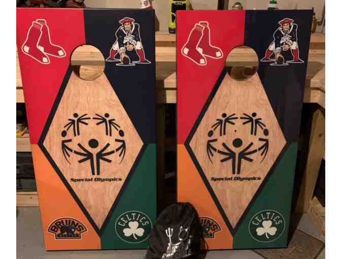 Custom Cornhole - Photo 1