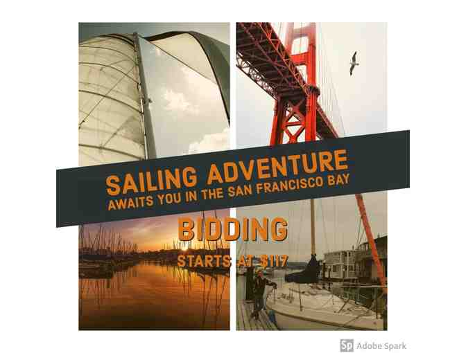 Sail Boat Adventure around San Francisco Bay