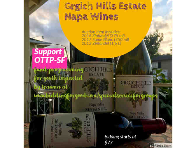 Discover Grgich Hills Napa Wines
