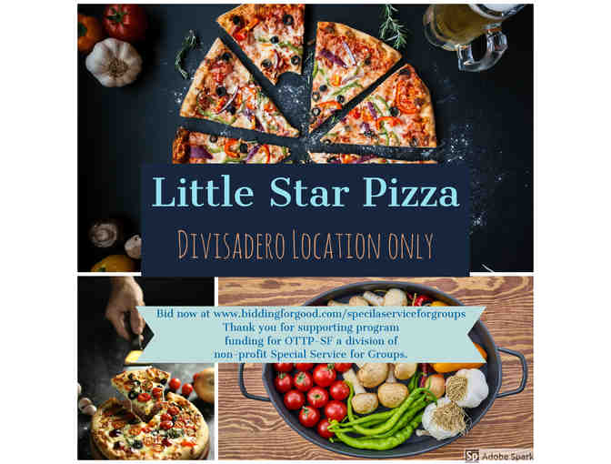 Little Star Pizza