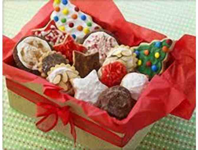 4 Dozen Freshly Made Holiday Cookies made by Diana Konkle