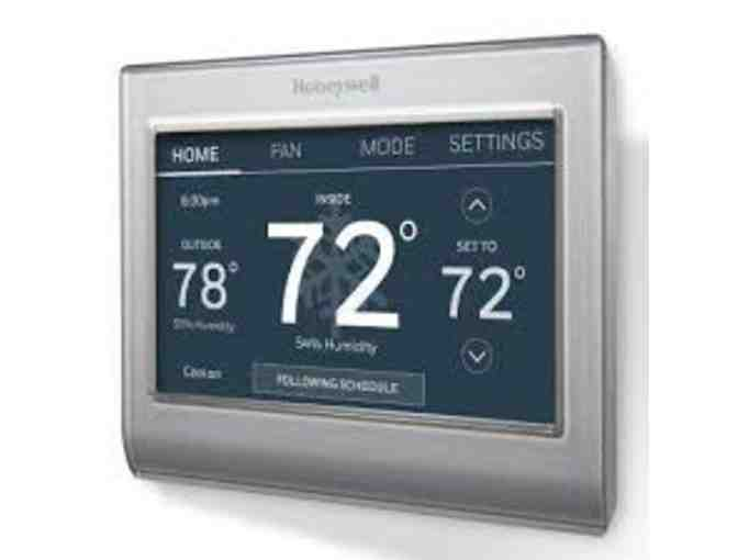 Honeywell Wi-Fi Smart Color Programmable Thermostat