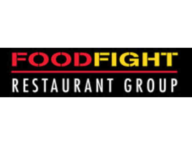 $50 Food Fight Gift Card