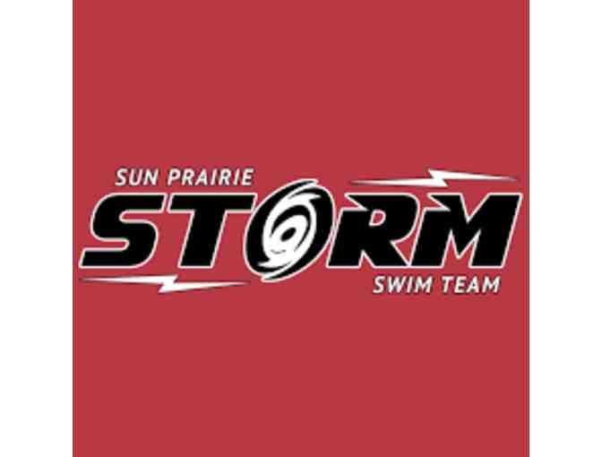 Sun Prairie Storm Swim Registration plus Swimsuit