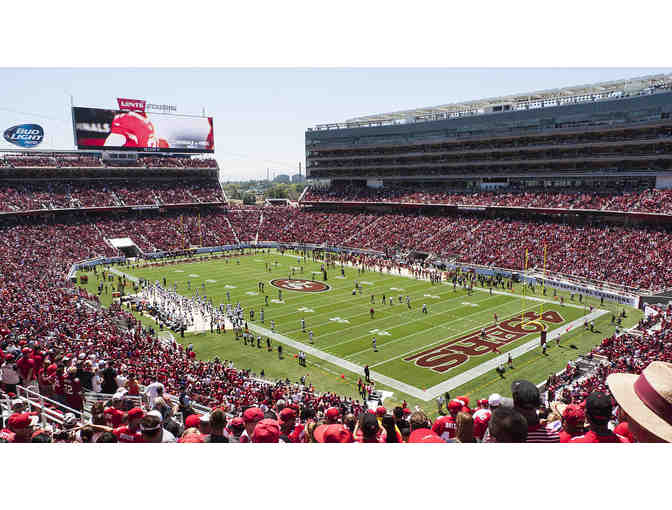 2 Tickets & Parking Pass to the 49ers v Seahawks - Photo 2
