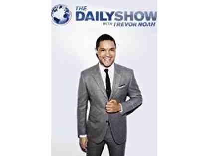 Two VIP Tickets to The Daily Show with Trevor Noah