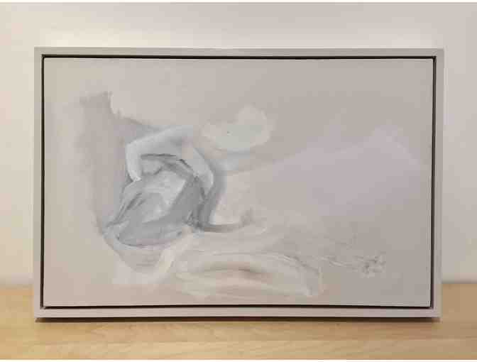 'Neutral Graphite Drawing III' by Mallory Page (SOLD)
