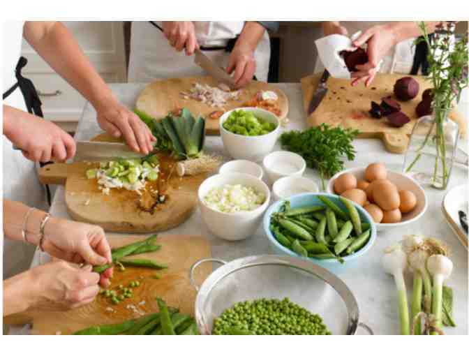 In-Home Cooking Class for 4