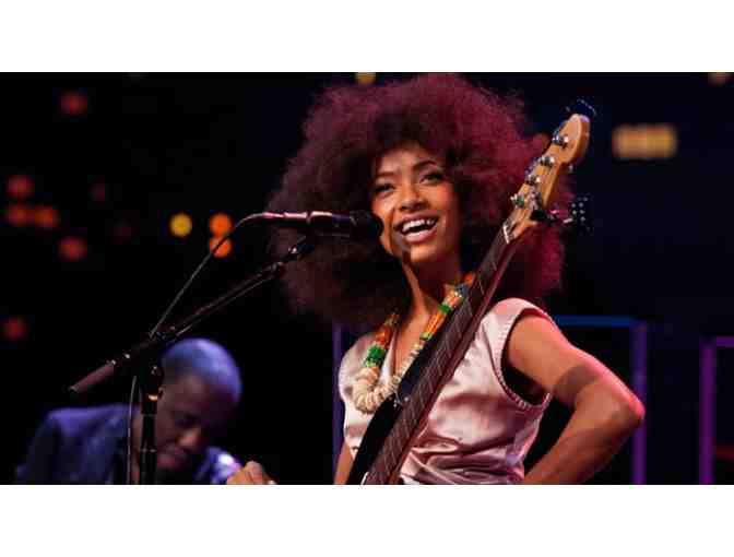 Meet & Greet with Esperanza Spalding