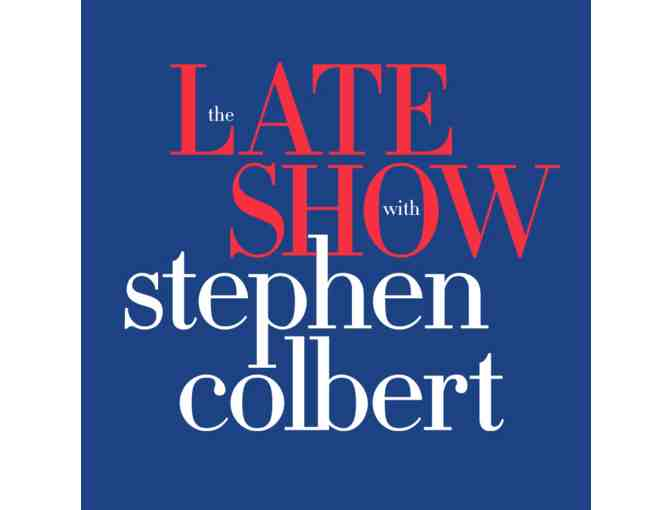 VIP Tickets to The Late Show with Stephen Colbert - Photo 2