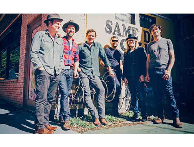 Meet & Greet with Steep Canyon Rangers - Photo 1
