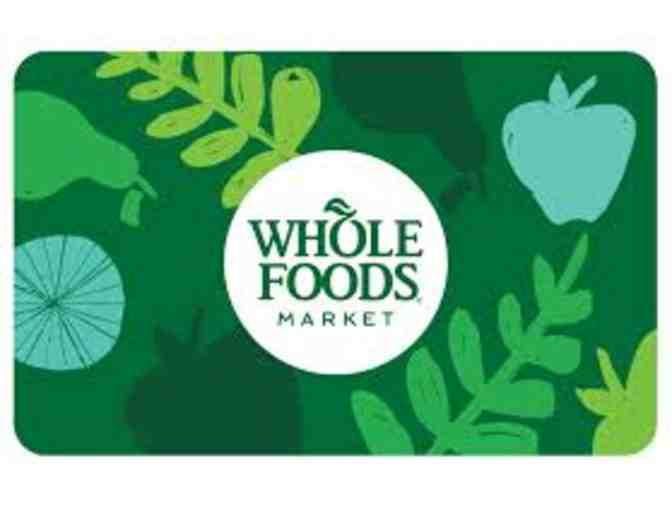 $100 Whole Foods Gift Card - Photo 1