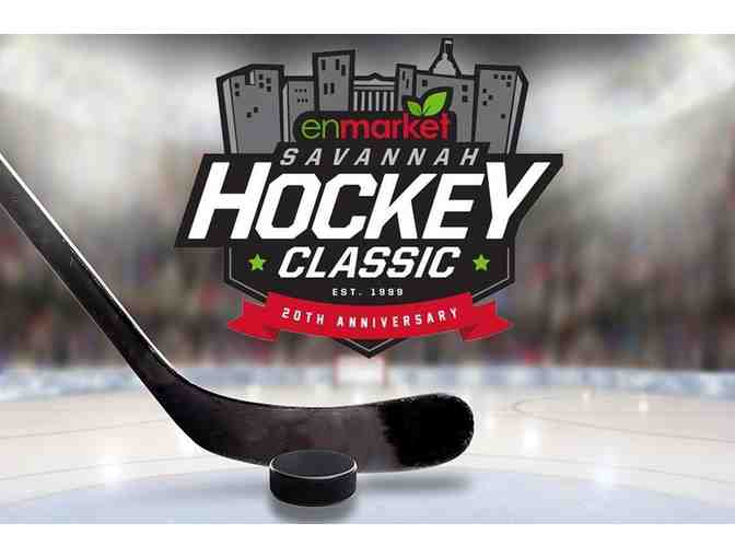 Savannah Hockey Classic VIP Package