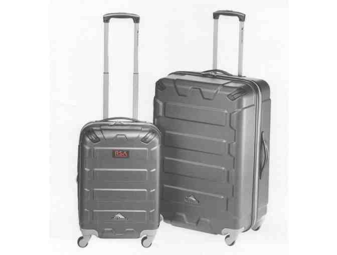 High Sierra 2 Piece Hardside Luggage Set - Gray