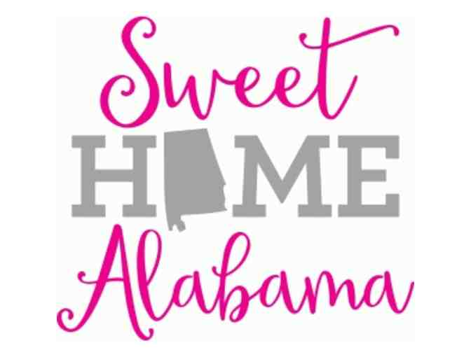 Sweet Home Alabama Basket