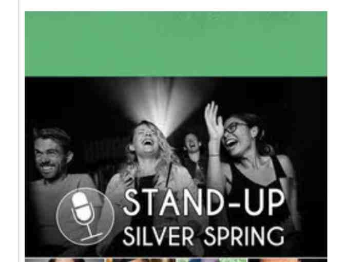 Stand-Up  Silver Spring - Two tickets to March 28, 2020 show
