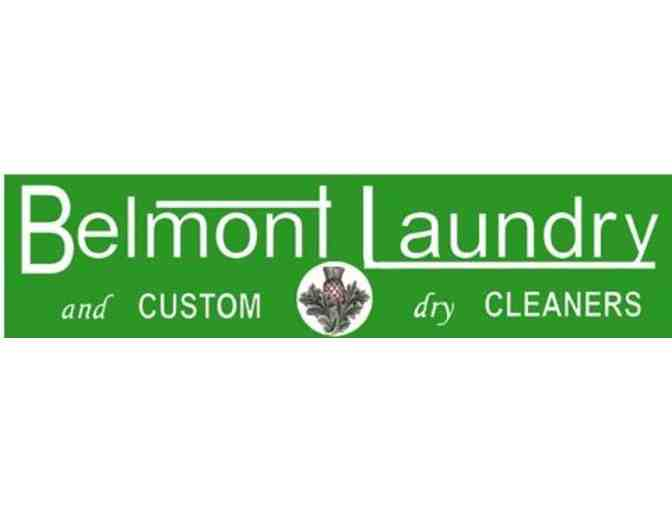 A $25 Belmont Laundry Gift Certificate
