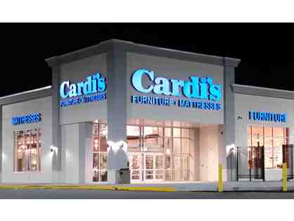 $100 Gift Card - Cardi's Furniture - Numerous New England Locations