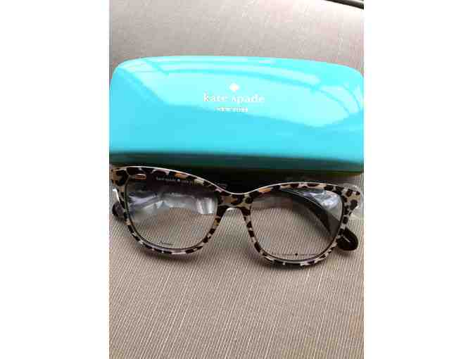 Kate Spade Sunglasses with Leopard Print - Photo 2