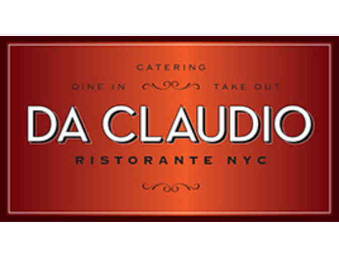Da Claudio  - $100 Dining Certificate - Photo 1