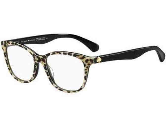 Kate Spade Sunglasses with Leopard Print - Photo 1