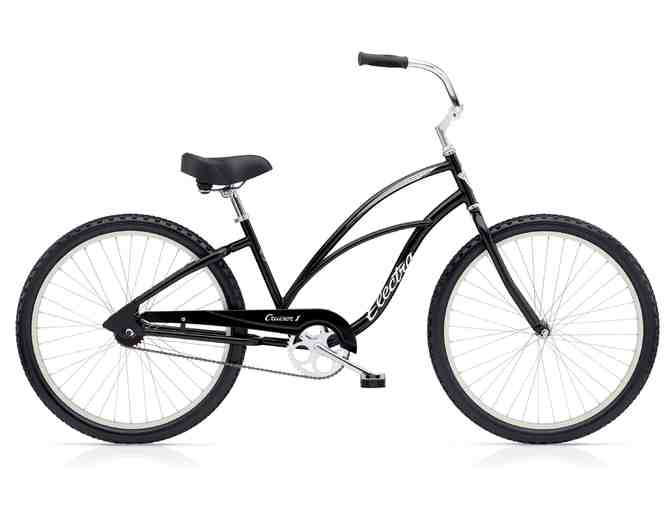 III - Beach Cruiser Bike - Black