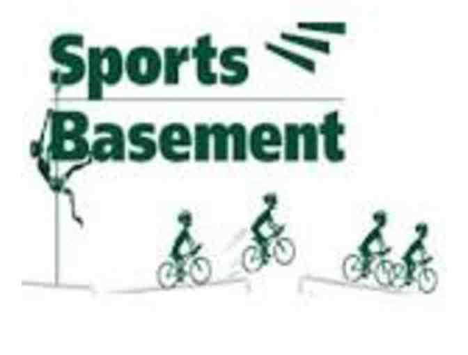 I - Razor Scooter and $50 Sports Basement Gift Certificate