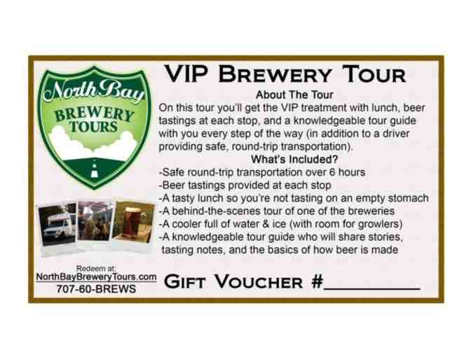 II - North Bay Brewery Tours - VIP Tour for Two