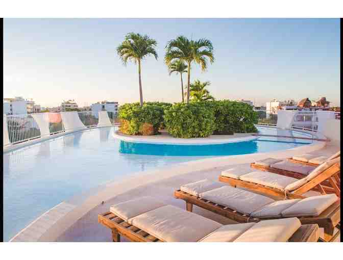 Week Stay in Playa del Carmen, Mexico - LIVE AUCTION