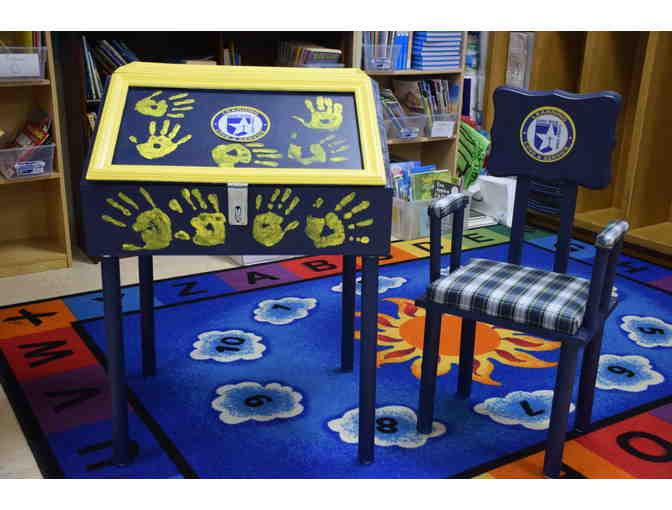 Sister Mary Emily's 2nd Grade ~ Student Desk & Chair