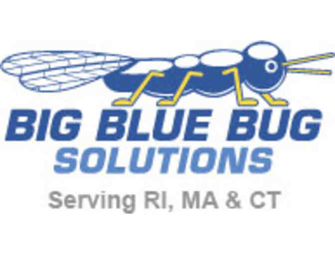 Big Blue Bug Solutions--$100 Gift Certificate