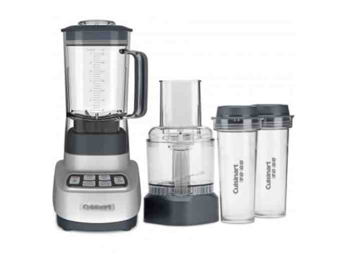 Cuisinart Velocity Ultra Trio Blender/Food Processor and Travel Cups