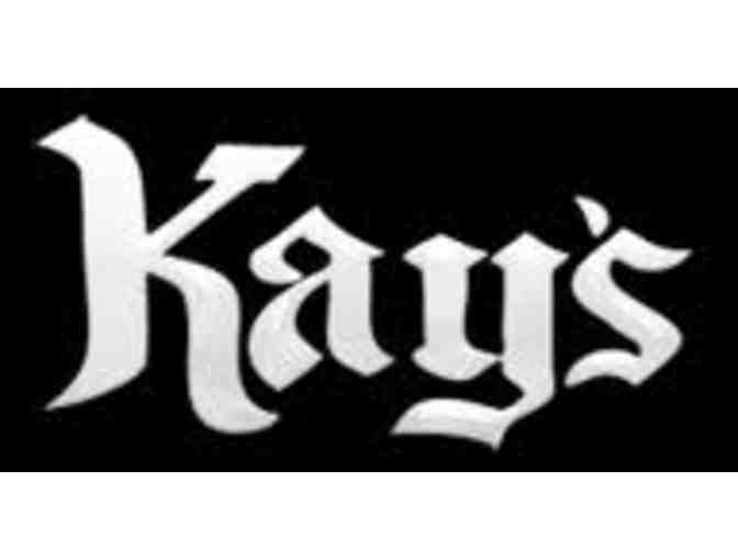 Kay's/The Lodge--$1,000 Gift Card