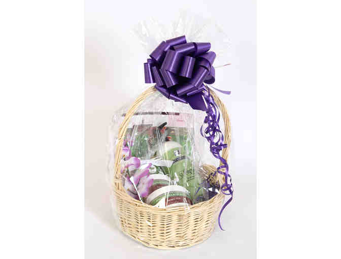 Heavenly Goddess Spa Gift Basket