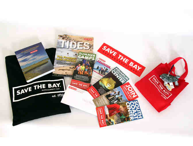 Save the Bay Gift Bag with Membership