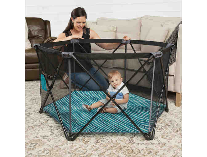 Baby Delight Eclipse Portable Playard with Canopy