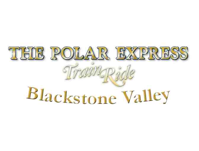 ALL ABOARD-THE POLAR EXPRESS! for Four