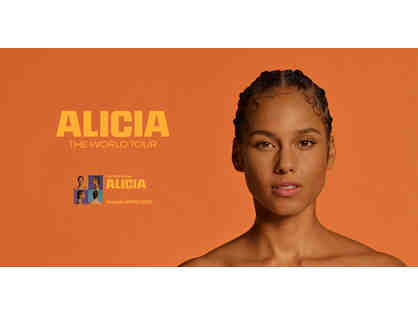 Alicia Keys Concert Getaway in NYC for 2