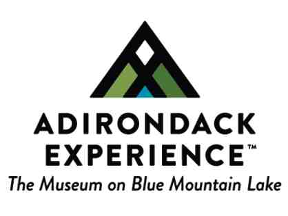 2 Admissions Passes tp the Adirondack Experience