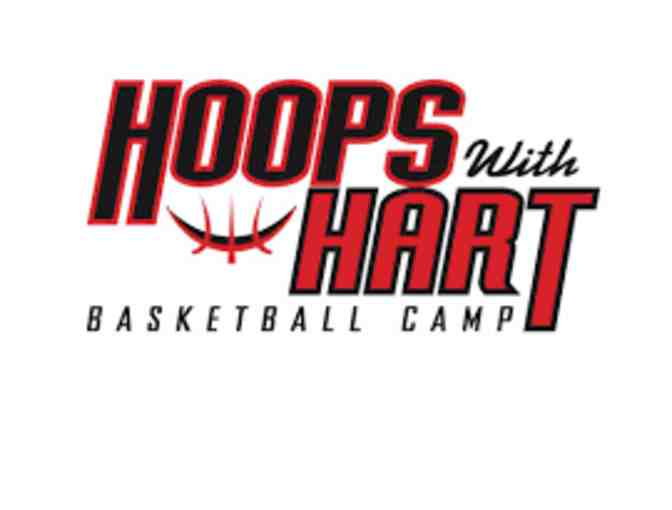 "One Week of ""Hoops with Hart"" Summer Camp - Photo 1"