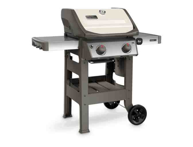 Grill Master's Delight: Spirit II E-210 Gas Grill - Photo 1