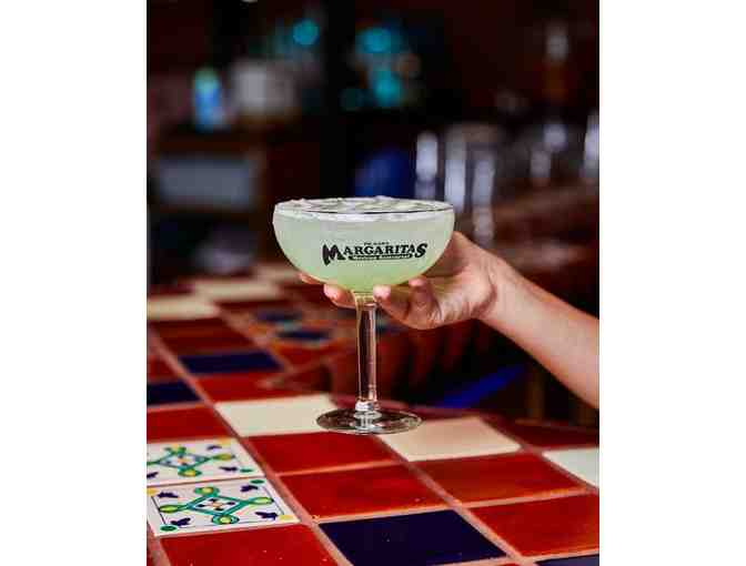 Margaritas Restaurant $25 gift card, glass and hat - Photo 2