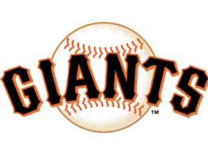 2 Tickets to SF Giants Game - Field Club Level
