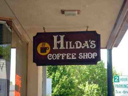 Hilda's Coffee Shop - Breakfast or Lunch for 2.