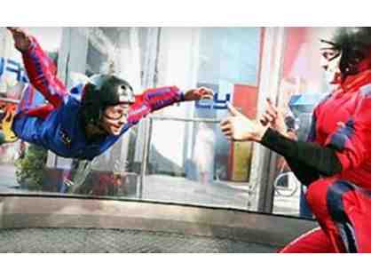 iFLY Indoor Skydiving with Mrs Bautista