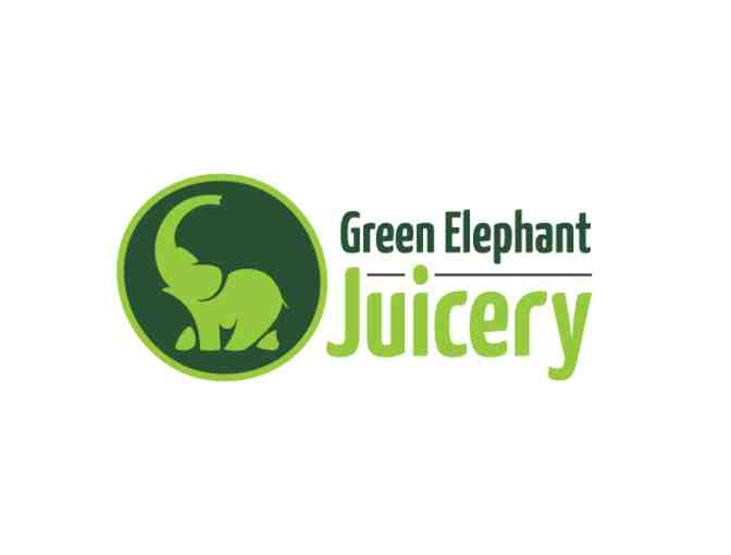 $10 (2) & $5 (1) Gift Cards from Green Elephant Juicery - Photo 1