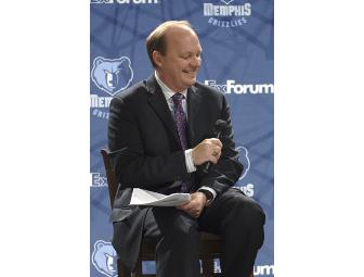 Be A Guest Grizzlies Broadcaster with Pete Pranica